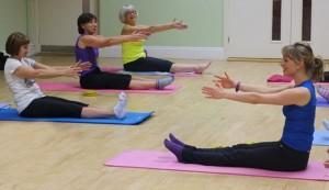 Pilates and Zumba Instructor